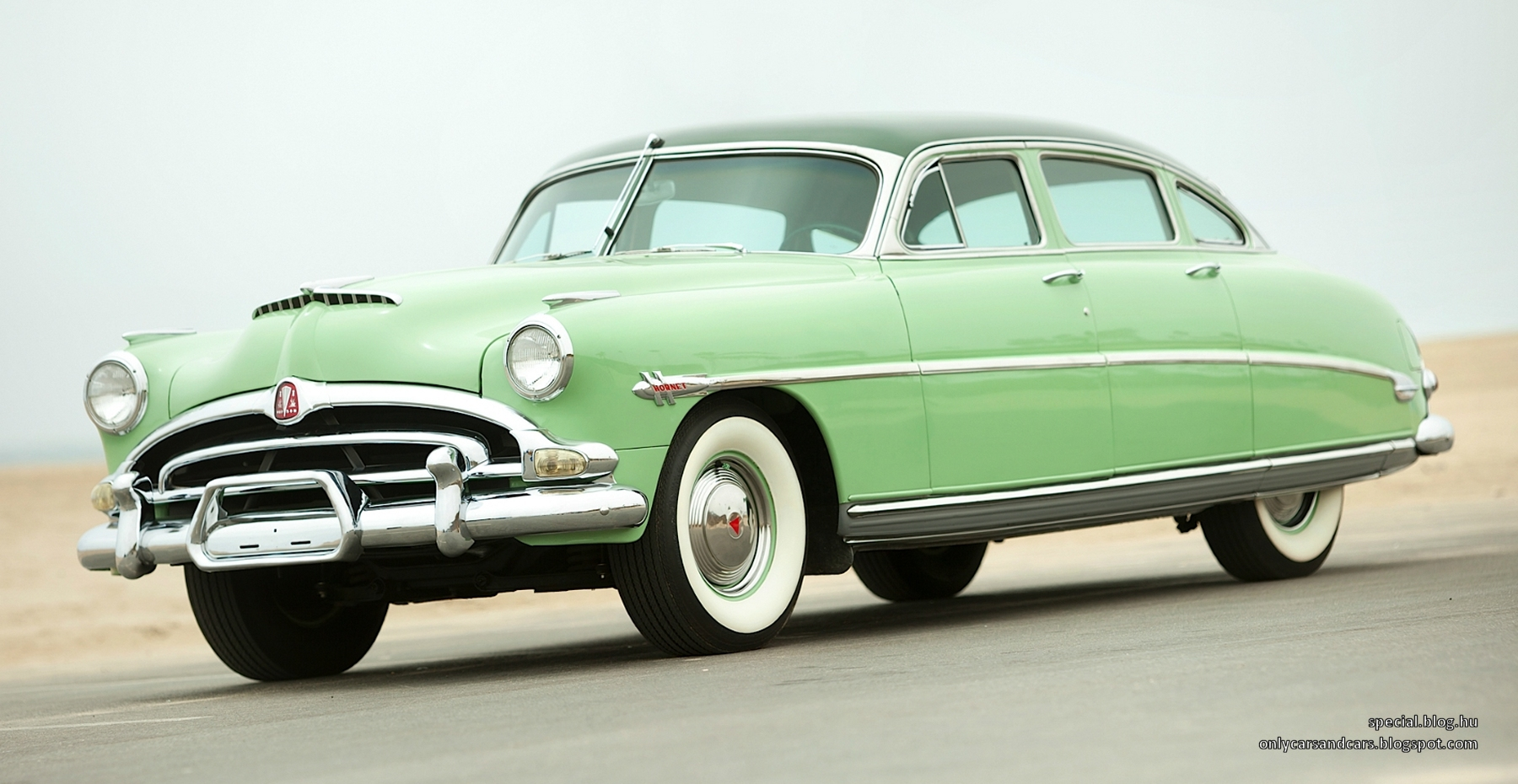 hudson hornet only cars and cars